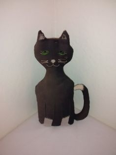 Amigurumi Black Cat Door Stopper : 1000+ images about Antique Toys and Dolls on Pinterest ...