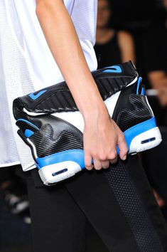 Sporty Chic. Alexander Wang SS15