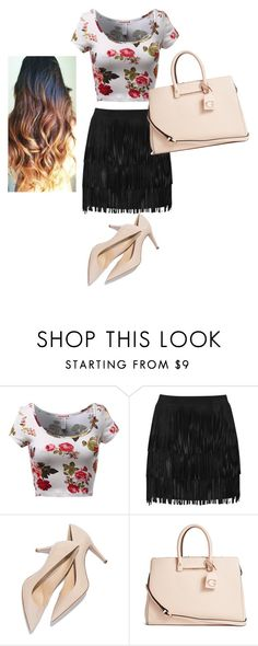 """""""Spring beats winter!!!"""" by omgantonia on Polyvore featuring Alice + Olivia, GUESS, women's clothing, women's fashion, women, female, woman, misses and juniors"""