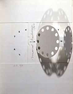 Marcel Duchamp - Clock in Profile
