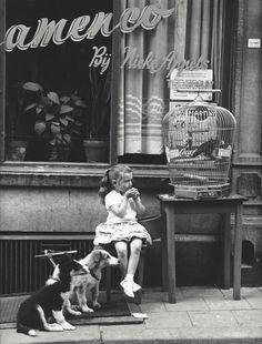 Kees Scherer, Flaminco Bar, Zeedijk Amsterdam, 1960-1965