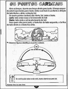 ATIVIDADES DE GEOGRAFIA 4° ANO FUNDAMENTAL EXERCÍCIOS IMAGENS PARA IMPRIMIR XII | PORTAL ESCOLA