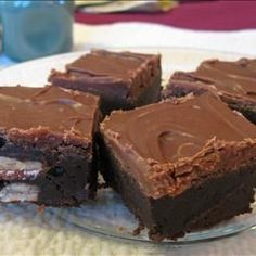 The Best Fudge Brownies Ever! on BigOven: You will never use another brownie recipe again after this one!!