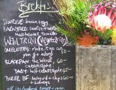 Napier Farm Stall Menu - Food Heaven