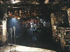CBGB was a punk music club opened in 1973 by Hilly Kristal at 315 Bowery, NYC. home to the Ramones, etc.