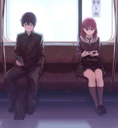 The official website for the Just Because! original anime project began streaming a new version of its first promotional video on Thursday. While the footage from the first video remains the same, the video now reveals the anime's October premiere date on Tokyo MX, BS Fuji, and AT-X.   #anime #japan #manga #news