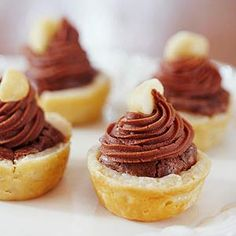 Brownie Tartlets