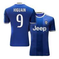 866fe67cd Juventus 16 17 Wholesale Away Cheap HIGUAIN Soccer Jersey Sale Cheap Football  Shirts