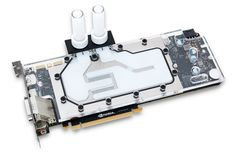 EK reveal their upcoming GTX 1080 water block, which they claimed the best cooling solution to allow GTX 1080 users to achieve the highest turbo clock speeds.
