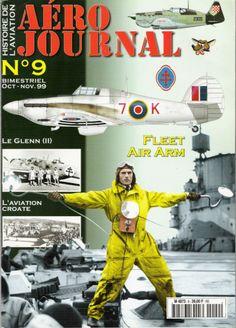 Aéro Journal N°9 - Grumman Hellcat Mk I, fleet air arm, glennh http://maquettes-avions.hautetfort.com/archive/2011/06/08/aerojournal.html