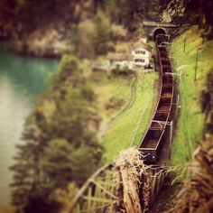 Railway to Gotthard Around The Worlds