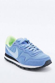 Nike Air Pegasus 83 Trainers in Blue - Urban Outfitters