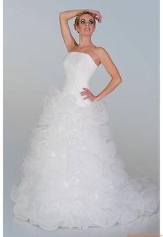 A-linie Bodenlang Designer Preiswerte Brautkleider