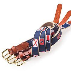 Volunteer Traditions Belts | SouthernLiving.com