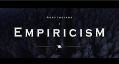 Rory Indiana - Empiricism (Official Video)