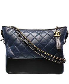 2017 Chanel Gabrielle Hobo Bag A93824