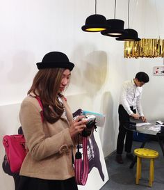 innermost at Design Shanghai, Feb 2014