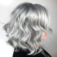 20 Perfect Silver Waves