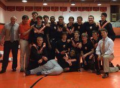 2014-2015 Woodberry Forest Wrestling Team!
