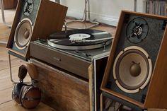 "1,672 Likes, 13 Comments - Vinyl Life (@vinyl_mag) on Instagram: "" from @kopeikin_brothers_vintage_hifi - Pioneer PL-12 and CS-31 speakers."""