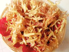 Kartoffelstroh