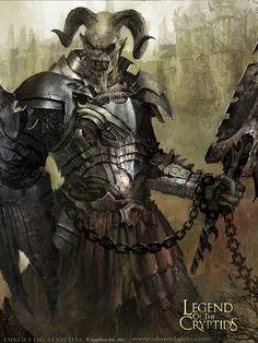 Rogue Knight by Diego De Almeida