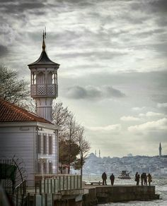 Kuzguncuk Istanbul Turkey