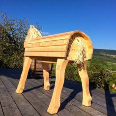 Neu Holzpferd Bayerwald-Pony TUEV GS CE Groß Holzpony für | Etsy Horse Stalls, Horse Barns, Horses, Horse Training Tips, Horse Tips, Rocking Horse Plans, Natural Horsemanship, Horse Grooming, Equestrian Problems