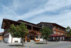Hotel Krone Langenegg   Convention Partner Vorarlberg Partner, Mansions, House Styles, Home Decor, Contemporary Architecture, Winter Garden, Places, Vacation, Decoration Home