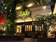 Bráz – Lagoa, Rio de Janeiro.  INCREDIBLE PIZZA.