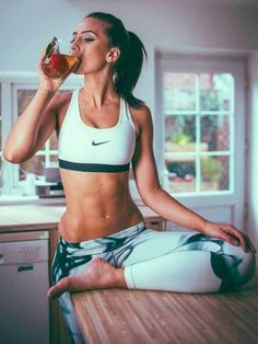 Flax Seed Drink - For Perfect Body Line and Healthy Skin | Shop Nike @ FitnessApparelExpress.com