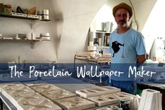 The Porcelain Wallpaper Maker - CuriousEgg