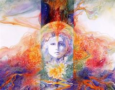Helen Nelson-Reed | American Visionary Watercolor painter | Tutt'Art@ | Pittura * Scultura * Poesia * Musica |