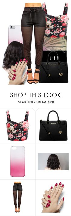 """""""12:40 && bored """" by liveitup-167 ❤ liked on Polyvore featuring Michael Kors and J.Crew"""