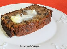 For the Love of Cooking » Banana Nut Bread