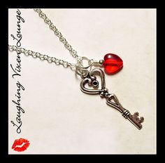 Valentine Jewelry  Valentines Day Jewelry  by LaughingVixenLounge, $16.00