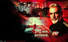Image result for the hunt for red october