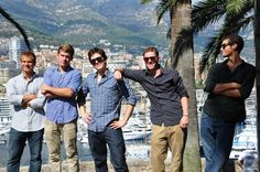 The International Gentleman. How to be a respectable man while studying abroad