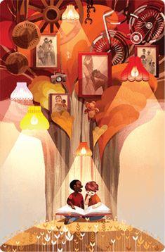 Dixit 7: Revelations (rozš.) - Rodinné hry   iHRYsko - spoločenské hry pre deti a dospelých Artificial Plants, Board Games, Children, Illustration, Cards, Paintings, Illustrations, Projects, Young Children