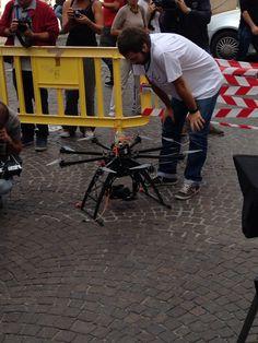 Il #drone dell'internet festival
