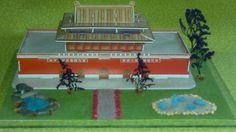 Rompecabezas 3D Tiananmen