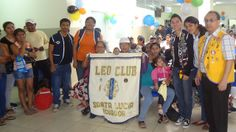 "Santa Lucía Lions Club and Leo Club (Ecuador) | Activity ""Importance About Breastfeeding"" Which consisted Provide Informative Talk on Their Importance, Benefits in Newborns."