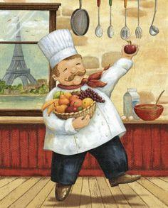 Happy Chef (Daphne Brissonnet)