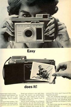 50 Vintage Camera Ads - Part 1 | Abduzeedo Design Inspiration & Tutorials
