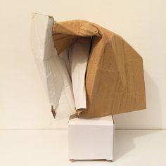 GINGER / PÈL-ROIG (2015) Cartró / cardboard