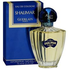 SHALIMAR by Guerlain Eau De Cologne Spray 2.5 oz / 75 ml for Women
