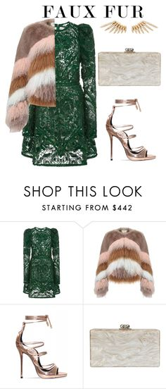 """""""Untitled #280"""" by bambinohughes ❤ liked on Polyvore featuring Elie Saab, Urbancode, Edie Parker and Celine Daoust"""