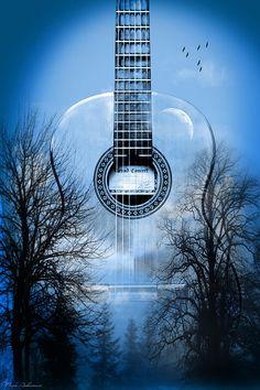 music blue mood Mini Art Print by mark ashkenazi - Without Stand - x Music Pics, Music Artwork, Art Music, Music Wall, Guitar Wall Art, Guitar Drawing, Guitar Painting, Galaxy Wallpaper, Disney Wallpaper