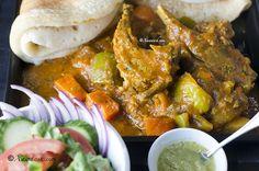 Lamb Stew (Maraq Ari) مرق لحم غنم From Xawaash.com