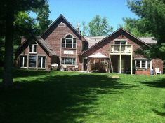 3500 Sq Ft home on 2500 acre lake ft pure sandy bottom frontage - Wausaukee 5 Bedroom House, Need A Vacation, Home And Away, Ideal Home, Places To See, Trip Advisor, Cabin, House Styles, Wisconsin Cheese
